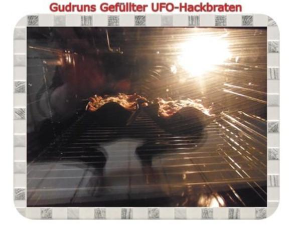 Hackfleisch: Gefüllte Hackfleisch-UFO`s - Rezept - Bild Nr. 18