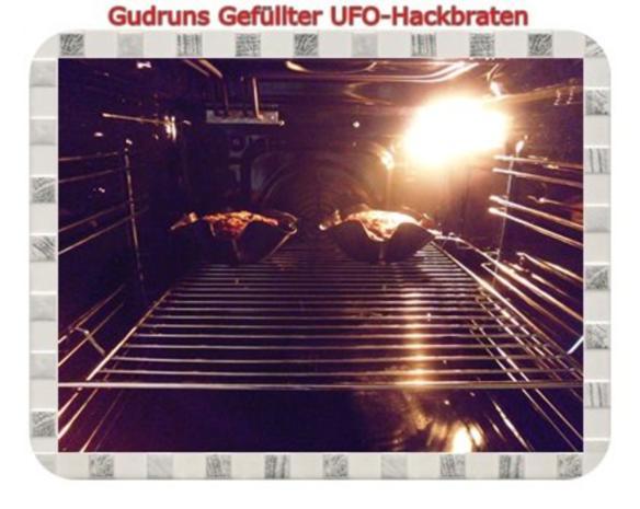 Hackfleisch: Gefüllte Hackfleisch-UFO`s - Rezept - Bild Nr. 19