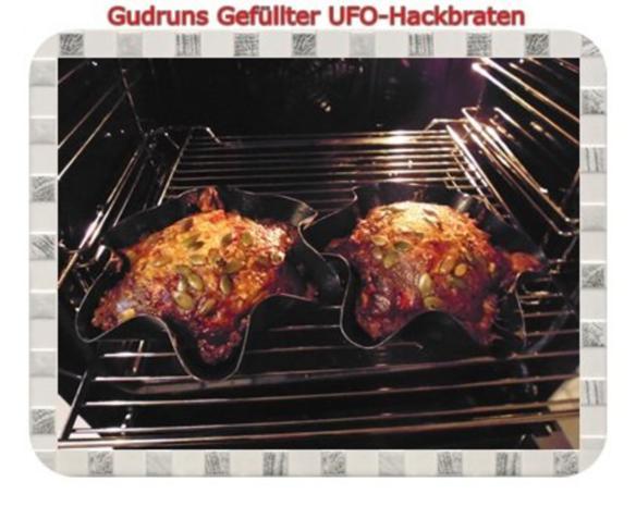 Hackfleisch: Gefüllte Hackfleisch-UFO`s - Rezept - Bild Nr. 22
