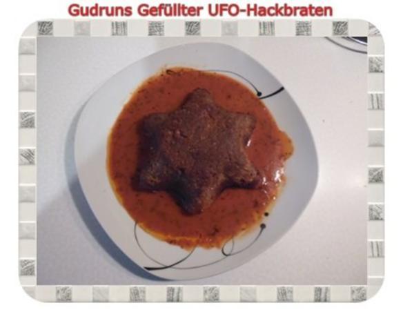 Hackfleisch: Gefüllte Hackfleisch-UFO`s - Rezept - Bild Nr. 24
