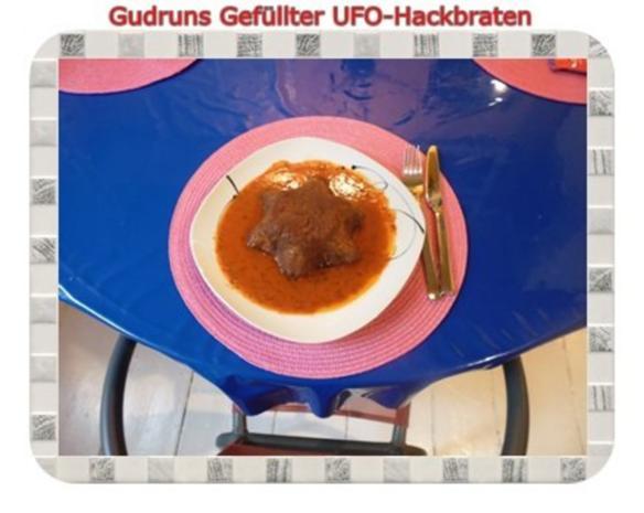 Hackfleisch: Gefüllte Hackfleisch-UFO`s - Rezept - Bild Nr. 25