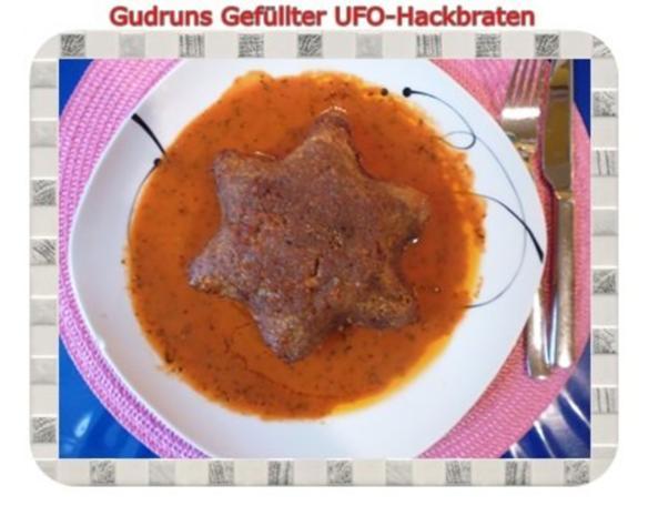 Hackfleisch: Gefüllte Hackfleisch-UFO`s - Rezept - Bild Nr. 26