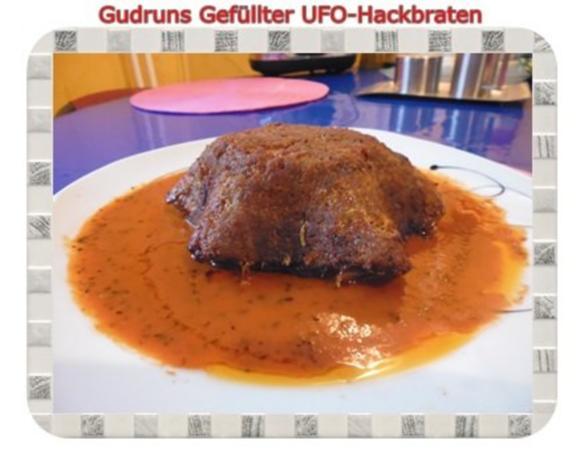 Hackfleisch: Gefüllte Hackfleisch-UFO`s - Rezept - Bild Nr. 27