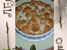 Kuchen : Apfeltartletts klein - Rezept