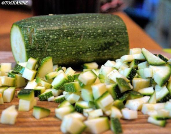Würziger Bratreis mit Hähnchen und viel Gemüse - Rezept - Bild Nr. 6