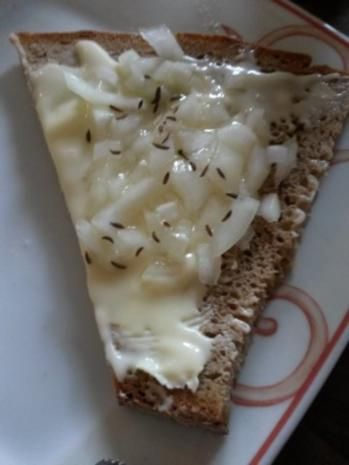 Kochkäse Hessische Art mit Musik - Rezept
