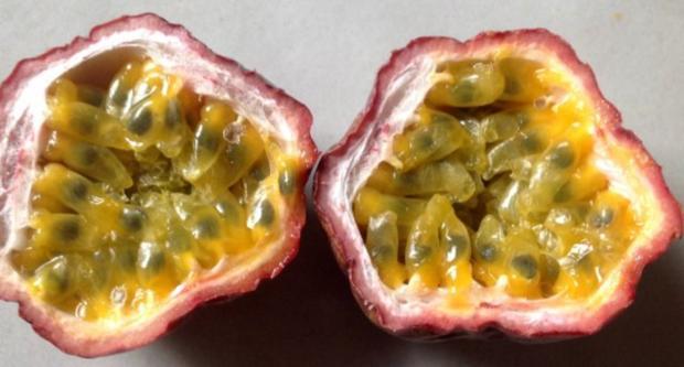 Fruchtig scharfe Bouletten mit einem Maracuja-Tomaten-Dip - Rezept - Bild Nr. 5