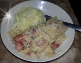 Rezept: Oma´s Sauerkraut