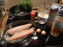 Warnemünder Fischtopf - Rezept