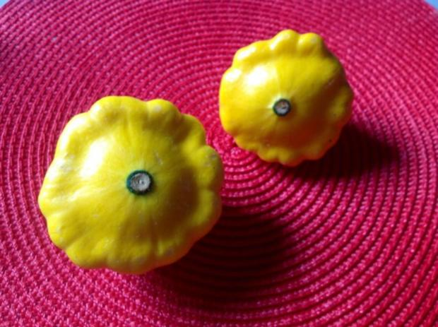 Kürbis-Tomatensalat - Rezept - Bild Nr. 4