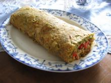 Gemüse: Zucchini-Roulade - Rezept