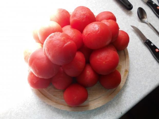 leckere Tomatensauce - Rezept - Bild Nr. 7