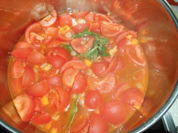 leckere Tomatensauce - Rezept - Bild Nr. 13