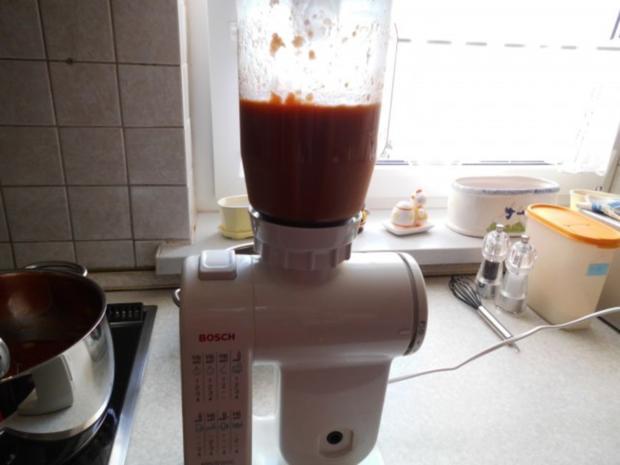 leckere Tomatensauce - Rezept - Bild Nr. 14
