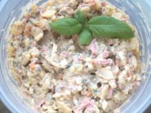 Kartoffelsalat sächsisch - Rezept