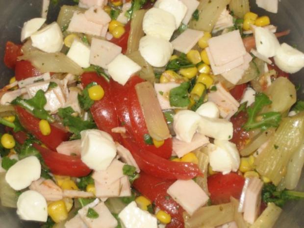 Fenchel-Tomaten-Salat - Rezept - Bild Nr. 2