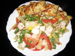 Fenchel-Tomaten-Salat - Rezept