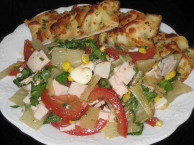 Fenchel-Tomaten-Salat - Rezept - Bild Nr. 3