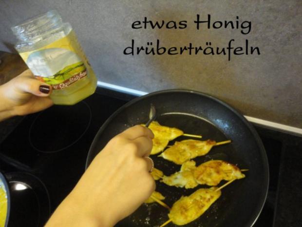 "Hühnchen Curry ""Hawaii"" - Rezept - Bild Nr. 9"