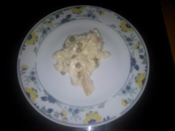 Geflügel Reis Salat - Rezept