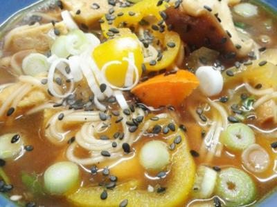 Miso-Suppe - Rezept