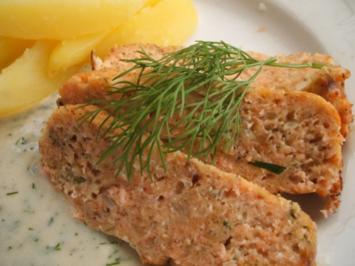 Fisch: Lachshackbraten - Rezept