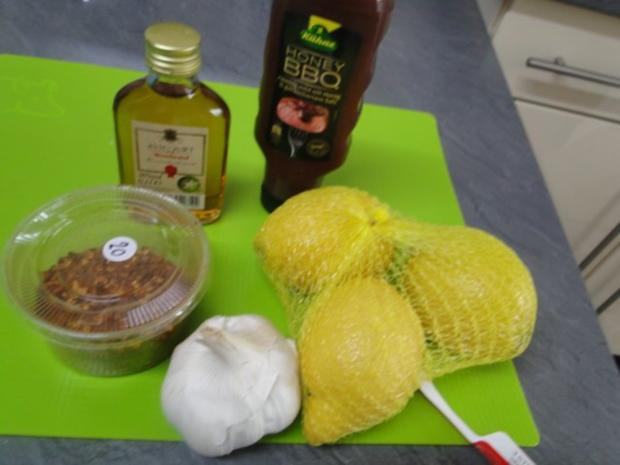 Gegrillte Schälrippchen mit selbstgemachter BBQ Sauce - Rezept - Bild Nr. 8