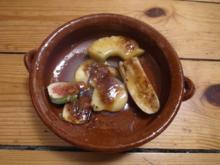 Ensalada de fruttas de barbacoa - Rezept