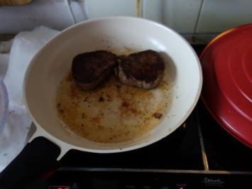 Filet Tournedos-Mignon - Rezept