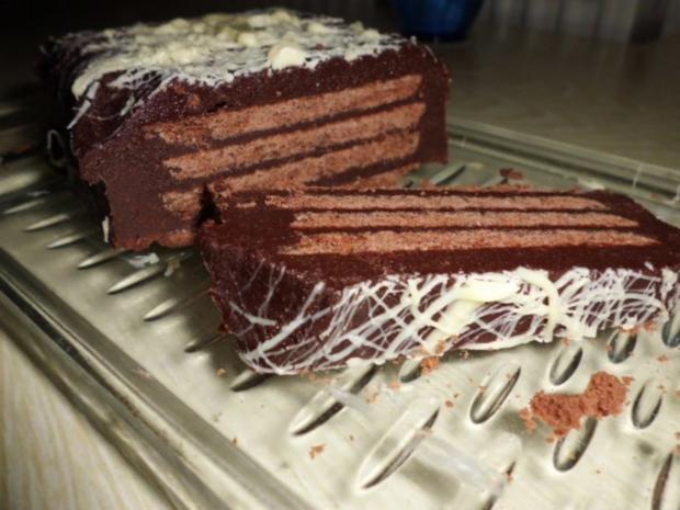 Kuchen Schoko Keks Kuchen Rezept Mit Bild Kochbar De