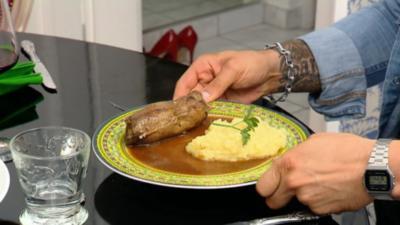 Rouladen mit Stopfer (Peter Althof) - Rezept
