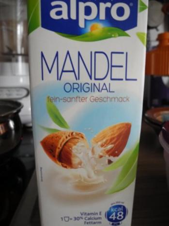 Schonkost : Dinkelgrieß mit Mandelmilch - Rezept - Bild Nr. 3