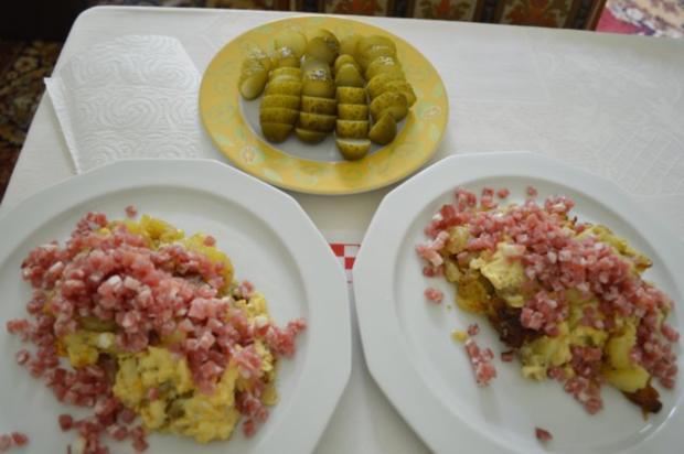Bauernfrühstück - Rezept - Bild Nr. 9