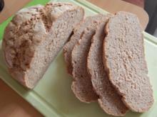 Brot: Dinkelbrot - Rezept