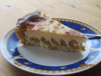 Mirabellen-Tarte - Rezept