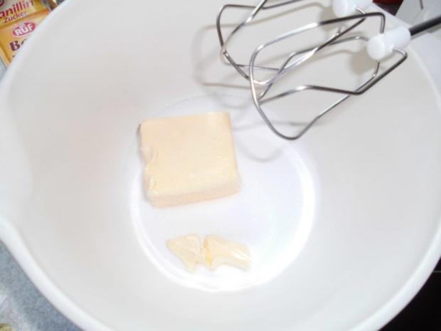 Gabi's erster Pflaumenkuchen mit Pflaumen aus Nachbar's Garten - und auch letzer Kuchen - Rezept - Bild Nr. 3