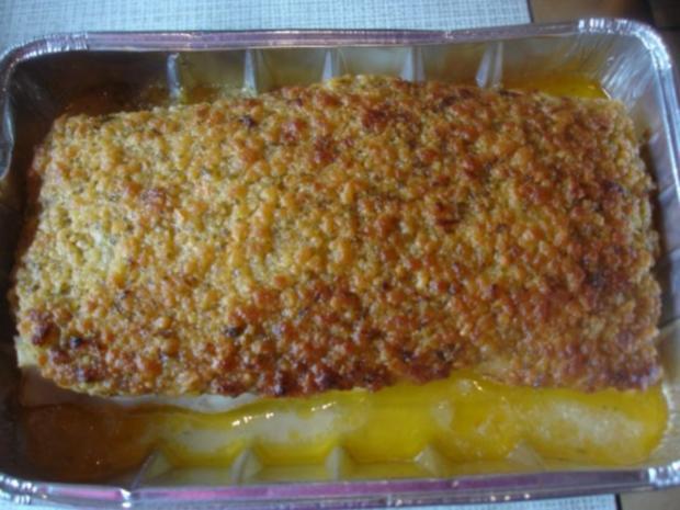 Schlemmerfilet mit Möhren-Kartoffel-Stampf und Rote Bete-Salat - Rezept - Bild Nr. 4