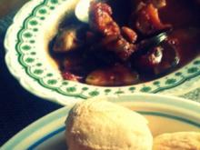 Morocan Style Chicken - Rezept