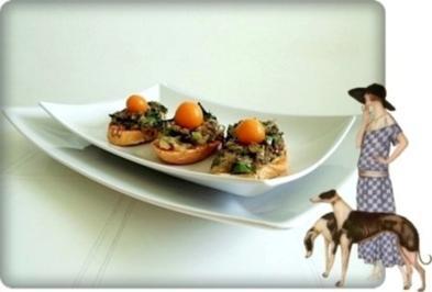 Champignons-Käse Brötchen aus dem Backofen - Rezept