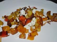 Bratkartoffel-Pfanne griechische Art - Rezept