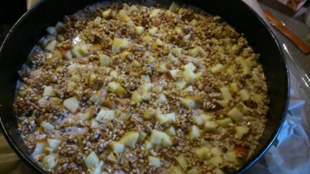 Apfel-Buttermilchkuchen - Rezept - Bild Nr. 4