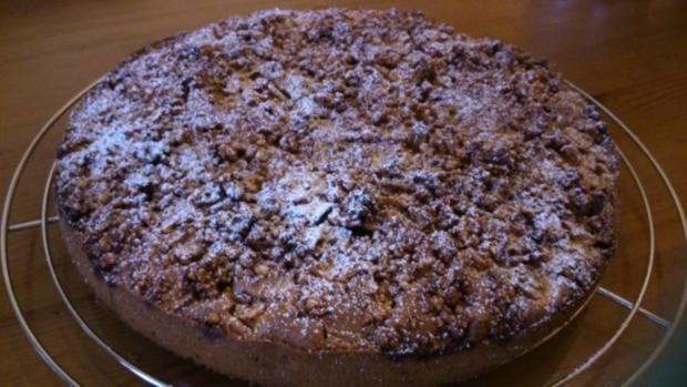 Apfel-Buttermilchkuchen - Rezept - Bild Nr. 2