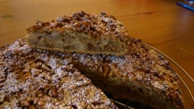 Apfel-Buttermilchkuchen - Rezept