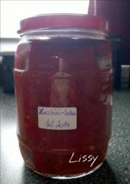 Rezept: Zucchini-Salsa