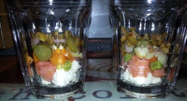Lachs Cocktail de Brasil - Rezept - Bild Nr. 5