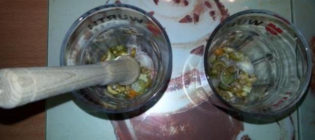 Lachs Cocktail de Brasil - Rezept - Bild Nr. 6