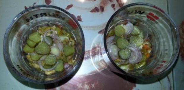 Lachs Cocktail de Brasil - Rezept - Bild Nr. 7