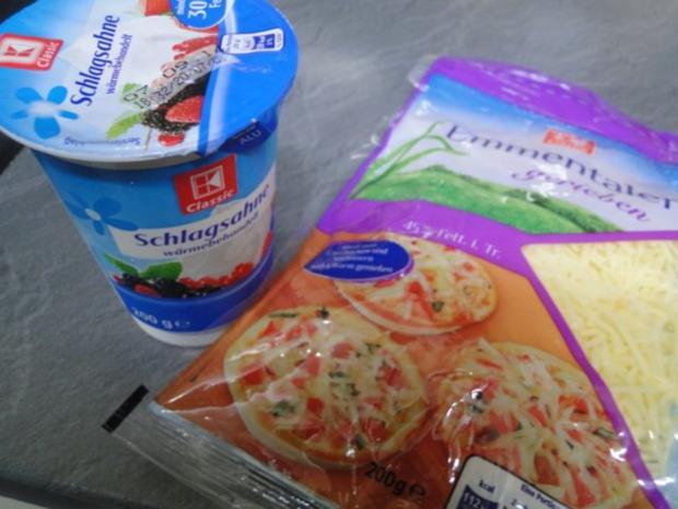 Kohlrabi-Kartoffelauflauf mit Käse Männe wollte Frikadellen dazu - Rezept - Bild Nr. 5