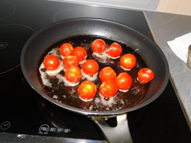 Kohlrabi-Kartoffelauflauf mit Käse Männe wollte Frikadellen dazu - Rezept - Bild Nr. 8