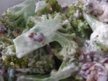 Dänischer Brokkolisalat - Rezept